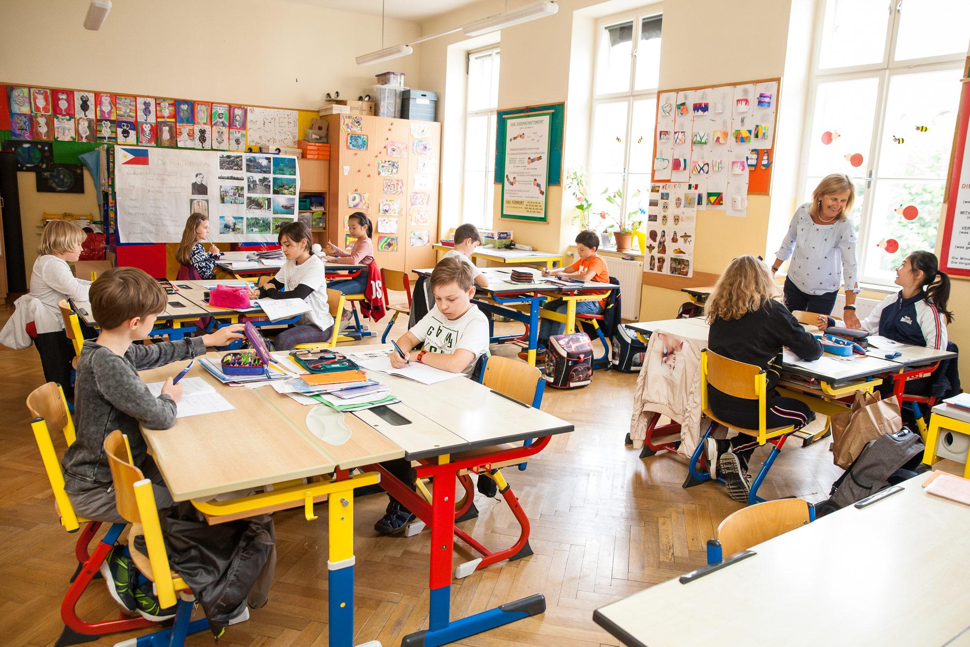 Ab dem 8. Februar findet wieder Unterricht nach Stundenplan statt. Wir freuen uns auf ein Stück Normalität!